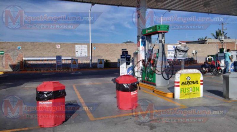Escasez de gasolina en Jalisco afecta Nayarit