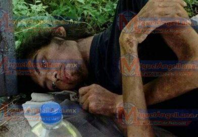 Hombre originario de Veracruz tenía al menos 7 días abandonado y enfermo