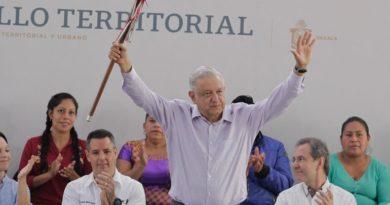 La doctrina de mi gobierno es la hermandad: López Obrador