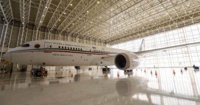 Ganador del avión presidencial no pagará impuestos si vive en CDMX