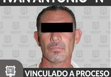 """Iván Antonio """"N"""", vinculado por el delito de robo calificado"""