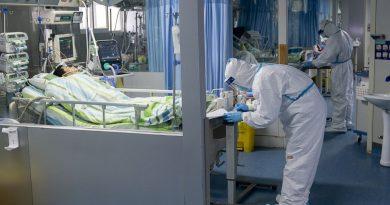 Suman 1,770 muertos por coronavirus y más de 71 mil contagiados
