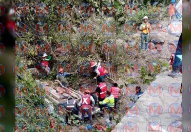 Identifican a los 11 muertos del trágico accidente en Compostela
