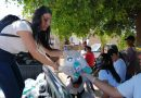 Grupo de Jóvenes Solidarios Por Tepic entregan apoyos