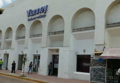Reportan casos de COVID-19 en sucursal Vianney de Tepic