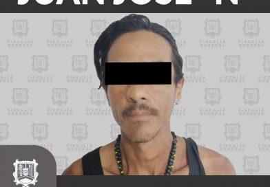 Detienen a presunto «mataperros» del fraccionamiento Montecarlo