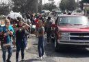Explota pirotecnia durante procesión de San Judas Tadeo, en Tonalá
