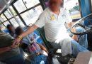 Denuncian abusos por parte de choferes de camiones urbanos