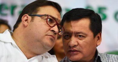 Osorio Chong tiene Alzhéimer; se quiere lavar las manos: Javier Duarte