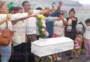 Realizan homenaje a menor atropellado sobre la av. Rey Nayar