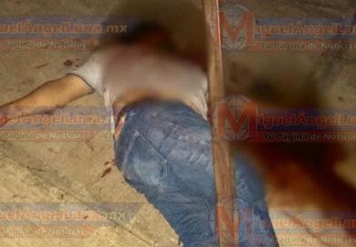 Motociclista pierde la vida en el poblado Francisco I. Madero