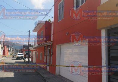 Tras detonaciones de arma de fuego; Se confirma casa baleada en Tepic