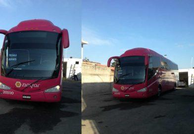 Denuncian mal servicio de la línea transportes del Nayar