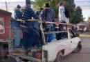 Trabajadores de Obras Públicas Municipales laboran sin protección alguna