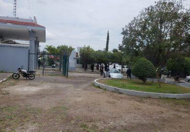 Se confirman más casos de Covid-19 dentro de la población del Penal de Tepic.