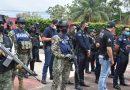 Reinicia operativo de seguridad en Tepic por COVID-19