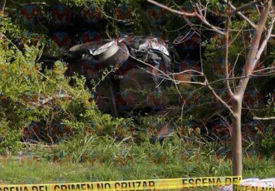 Trágico accidente se registra en la autopista Jala-Compostela