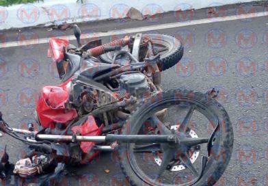 Motociclista pierde la vida en la carretera El Llano-Las Varas