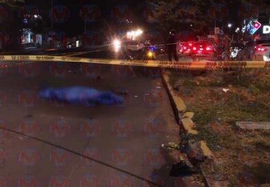 Muere hombre tras ser embestido sobre la avenida Insurgentes