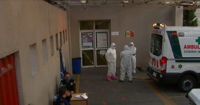 Los hospitales de Tepic ya están llenos, pacientes son atendidos en ambulancias: Castellón